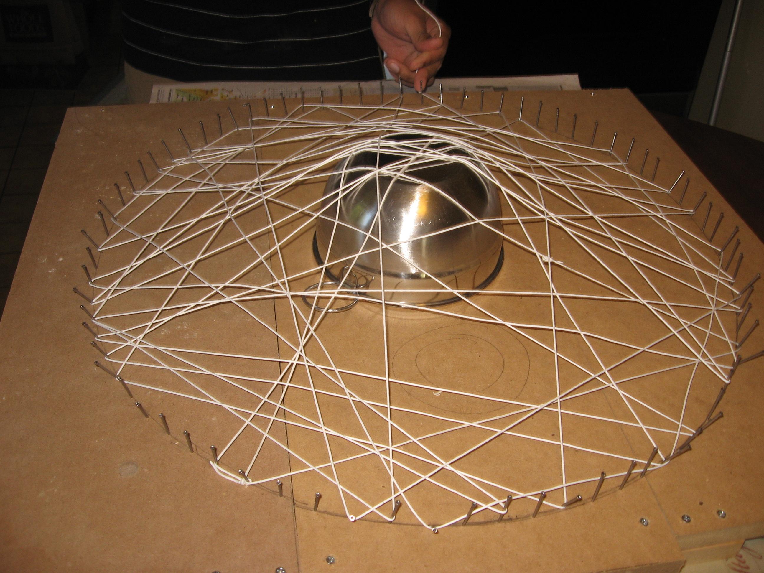 how to make a cobweb shooter